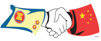 Chinese and ASEAN cooperation