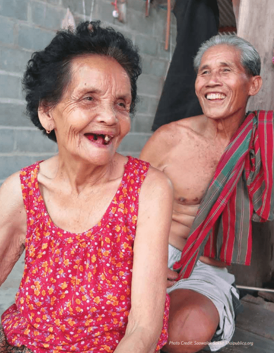 Elderly care, the upcoming social problem in Thailand?